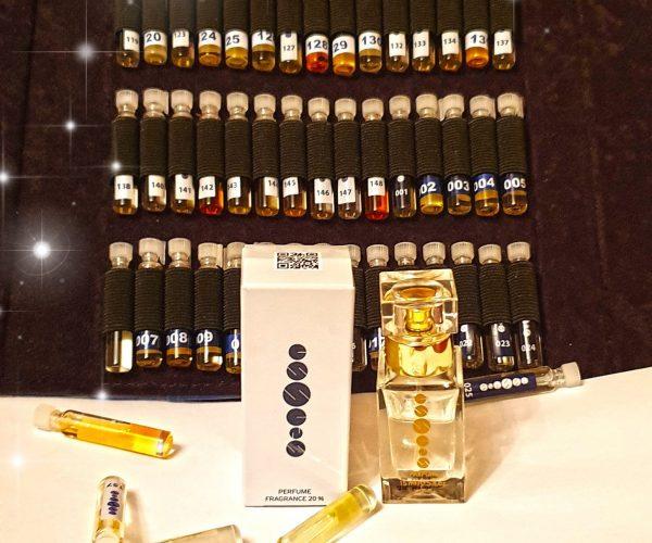 Oljni parfumi